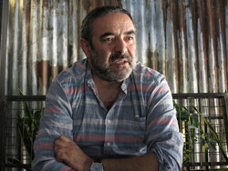 حسن معجونی «آشپزخانه» را در شیراز به راه میاندازد