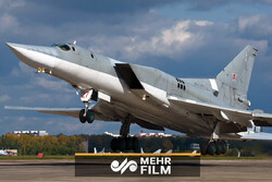 VIDEO: Russian Tu-22M3M bomber testing abilities
