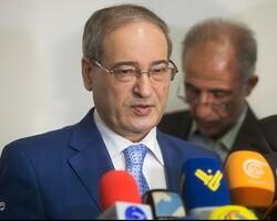Iran's mere crime protecting Quds, Palestine: Syrian deputy FM