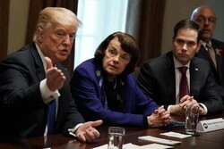 Trump's policy towards Iran alienated US from key allies: Sen. Feinstein
