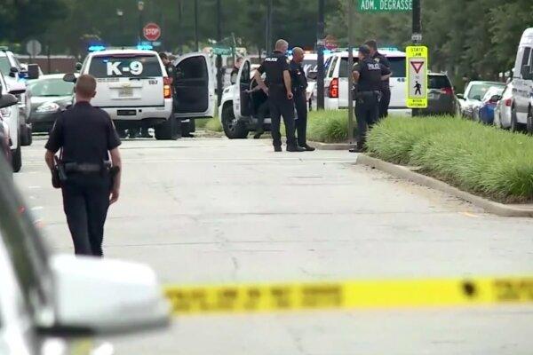 حمله مسلحانه در ویرجینیای آمریکا با ۱۲ کشته و ۵ مجروح