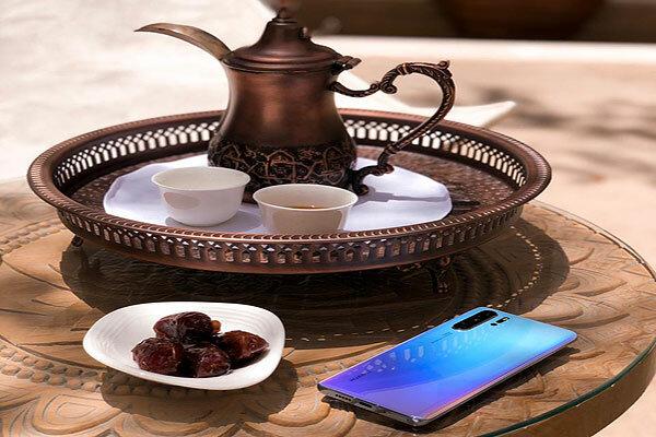 حفظ سلامتی در ماه رمضان با گوشی HUAWEI P۳۰ Pro