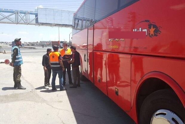 طرح کنترل و نظارت ناوگان مسافری و حمل و نقل در سمنان اجرا می شود