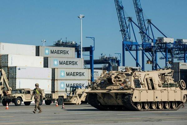 احتمال افزایش حضور نظامی آمریکا در لهستان