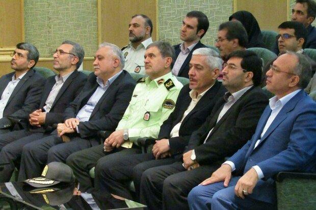 مراسم معارفه مدیرکل راه و شهرسازی استان سمنان برگزار شد