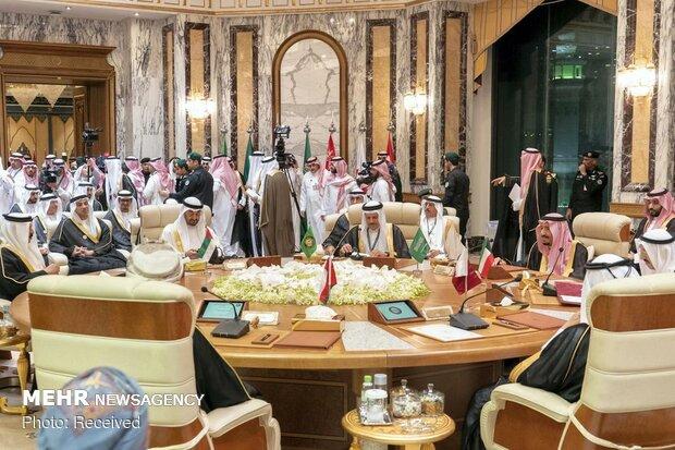 نشست ضد ایرانی مکه