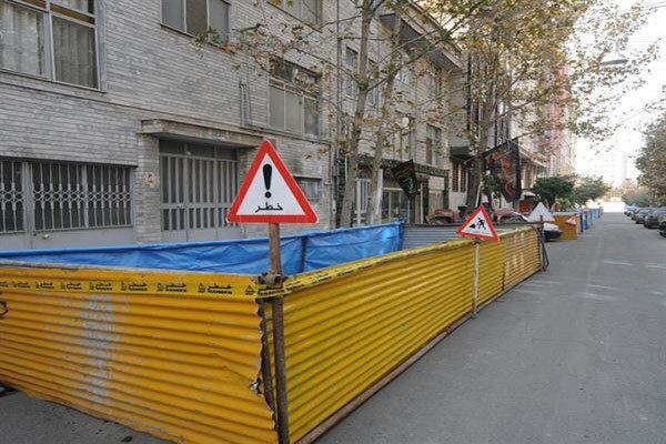 ۹۵ درصد شبکه فاضلاب شمال تهران تکمیل شده است