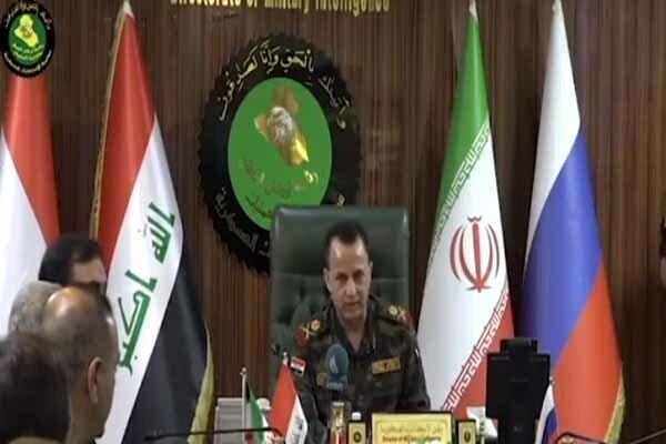 تمجید از نقش ایران و روسیه در مرکز چهار جانبه تبادل اطلاعات