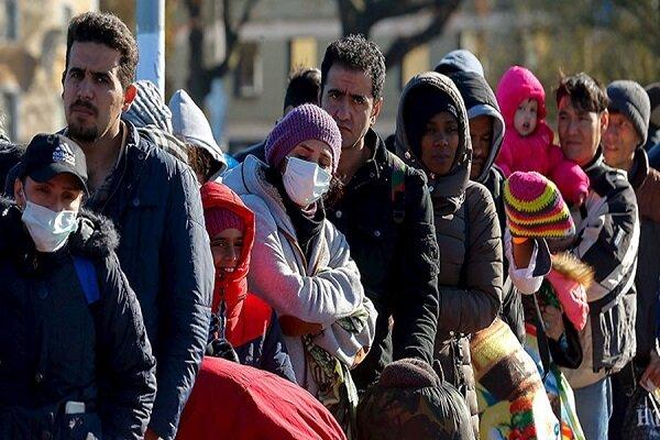 وضعیت اسفناک پناهجویان در دانمارک