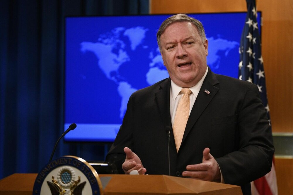 Pompeo Says US Prepared to Talk to Iran 'with No Preconditions'