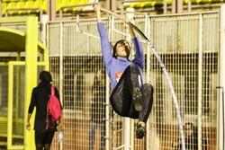 پایان لیگ طلایی دوومیدانی بانوان/ یک رکورد ملی شکست