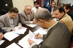 تفاهم نامه چهارجانبه طرح صنعت یار در قزوین امضا شد