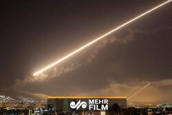 سوریه حملات جولان اشغالی را خنثی کرد