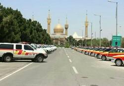 توصیهها و تمهیدات آتشنشانی برای مراسم ارتحال امام خمینی (ره)