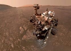 سلفی جدید «کنجکاوی» از رصد آب در مریخ