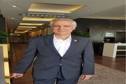 مربی تیم ملی فوتبال ایران میهمان ویژه دیدار فینال حذفی