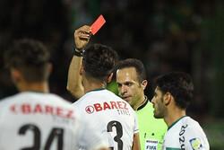قضاوت داور بین المللی فوتبال ایران در AFC CUP