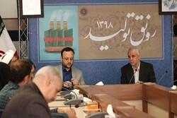 نشست هماهنگی کمیته فرهنگی و تبلیغات نماز عید سعید فطر برگزار شد