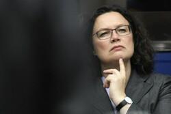 رهبر حزب سوسیال دمکرات آلمان استعفا میدهد
