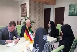 Germany backs Iran over JCPOA: envoy