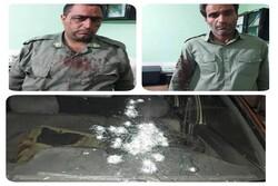 شلیک شکارچیان به سمت محیط بانان استان کرمان حادثه آفرین شد
