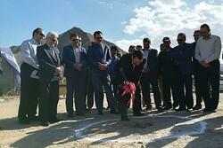 ساخت ۲ مخزن بتنی ذخیره آب در شاهرود و بسطام آغاز شد