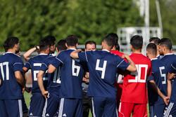 نشست تئوری ویلموتس برای بازیکنان تیم ملی فوتبال
