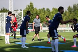 زمان اردوی تیم ملی برای بازی با هنگکنگ مشخص شد