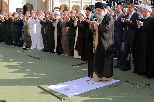 Ayatollah Khamanei to lead Eid-al-Fitr prayers in Tehran