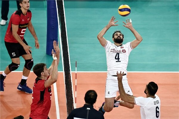 Iran's Marouf named VNL 'player of the week'