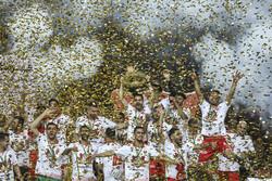 Persepolis yine de şampiyonu oldu