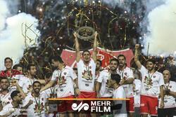 بیبرنامهترین فینال جام حذفی جهان / پرسپولیس دبل کرد