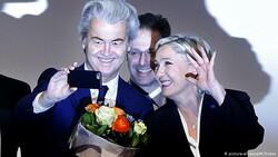 Far right in the EU , Marine Le Pen
