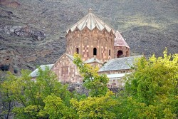 St. Stepanos Monastery beautiful Armenian church