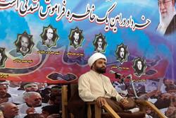مردم دیار ۱۵ خرداد پرچمدار دفاع از ولایت و مرجعیت هستند