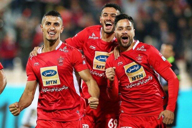 VIDEO: Persepolis FC claim Hazfi Cup