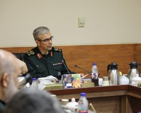 محمد باقری, سازمان پدافند غیرعامل, شورای عالی, وزارت کشور
