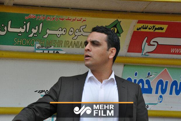 درگیری لفظی مسئول کمیته مسابقات سازمان لیگ با محمدحسین میثاقی