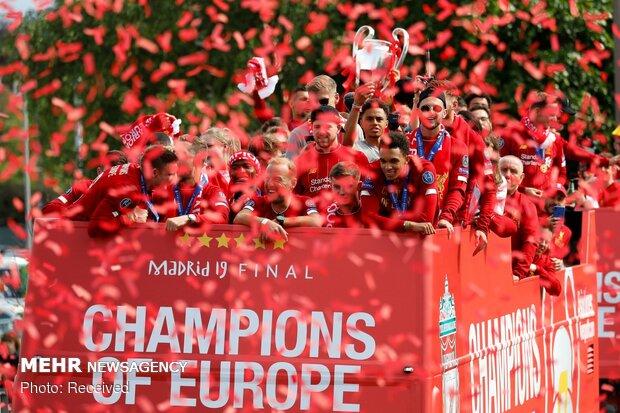 جام قهرمانی اروپا در خانه لیورپول