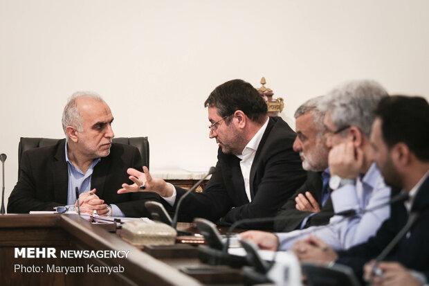 جلسه شورای عالی اقتصاد