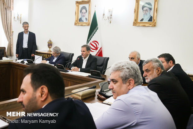Supreme Council of Economy Holds meeting