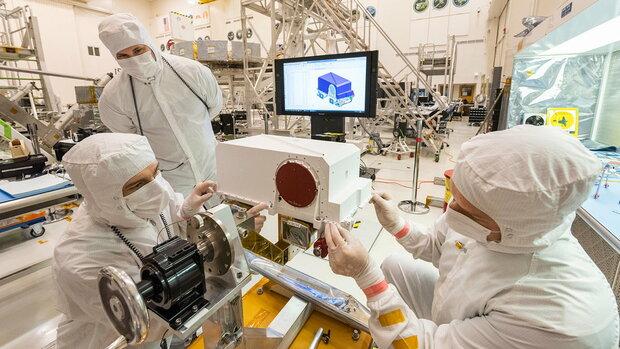 عکاسی رنگی با وضوح بالا از مریخ ممکن می شود