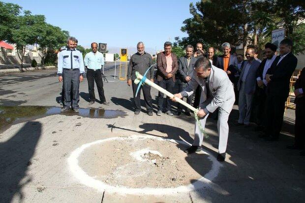 آغاز عملیات اجرایی ساخت شبکه فاضلاب شهری نوشآباد آران و بیدگل