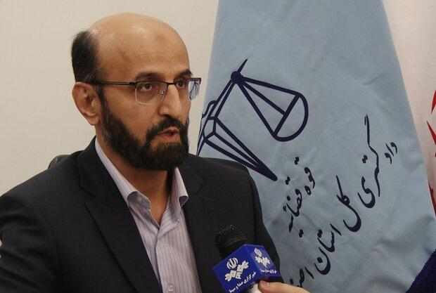 دادستانی اصفهان با اغتشاشگران با قاطعیت برخورد خواهد کرد