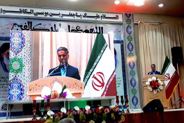 راه اقتدار و پیشرفت کشور گم نکردن راه شهدا و آرمان های امام است