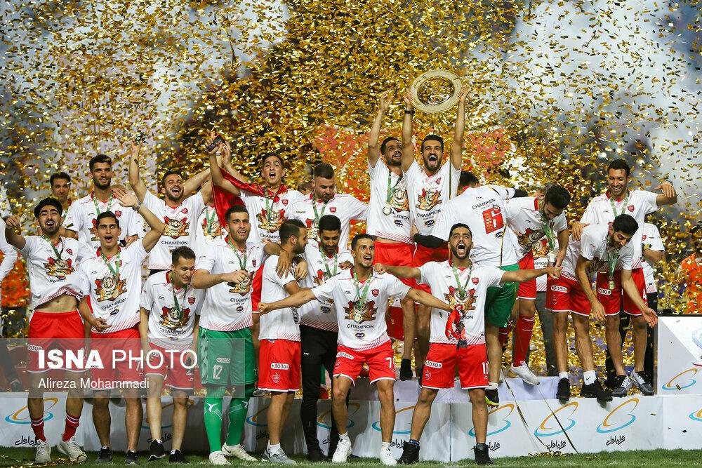 Persepolis Lift Iran S Hazfi Cup Tehran Times