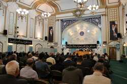 Commemoration of Imam Khomeini demise anniv. in London