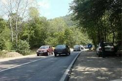 ترافیک در محورهای گلستان روان است