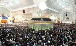 تہران میں حضرت امام خمینی کی 30 ویں برسی کی تقریب کا آغاز