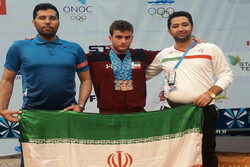 Iranian weightlifters gain two medals at 2019 IWF Junior World Championships